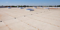 Keep your commercial properties safe with our commercial roofing.