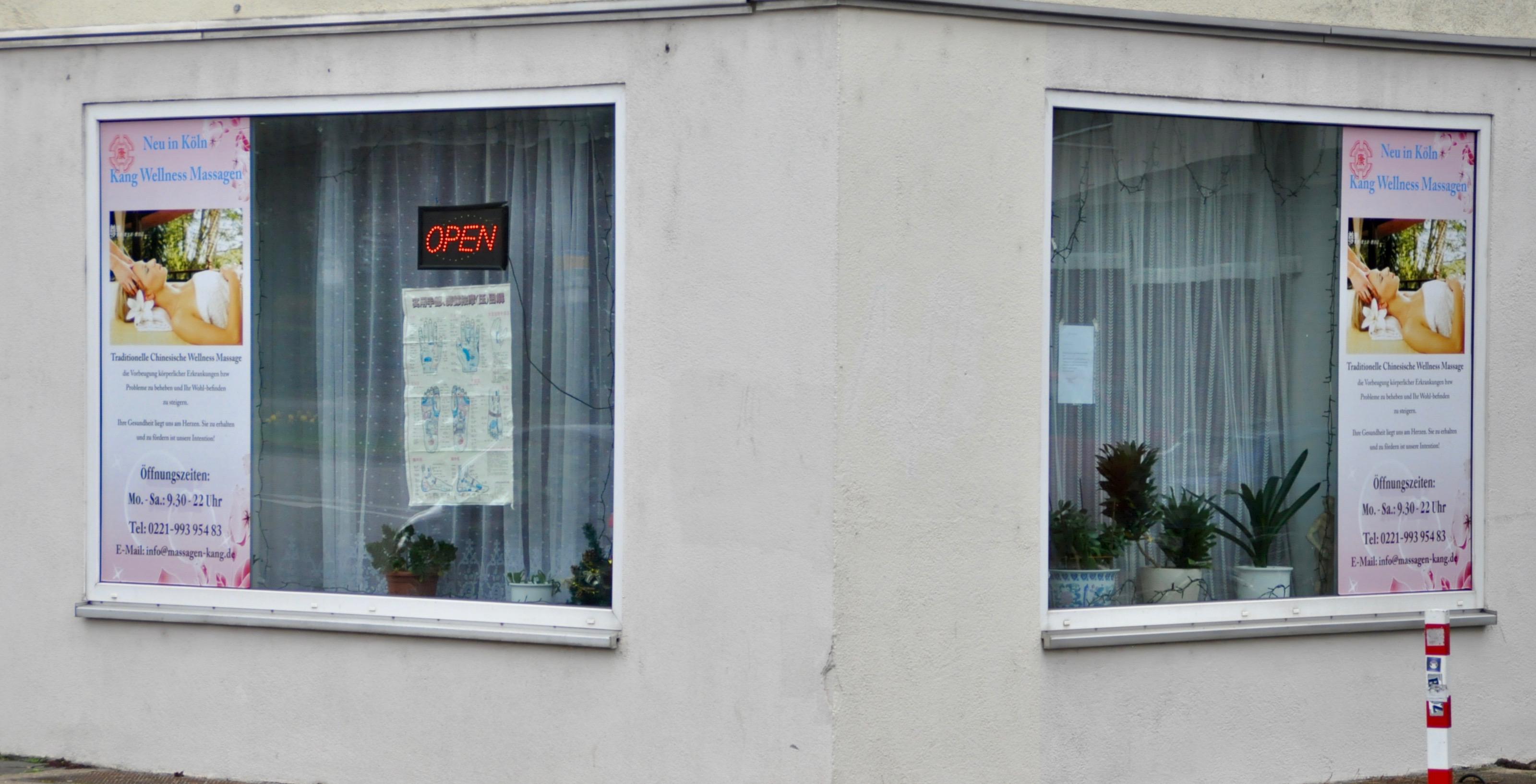 Chinesische Wellness Massage Kang Köln in 50676, Köln