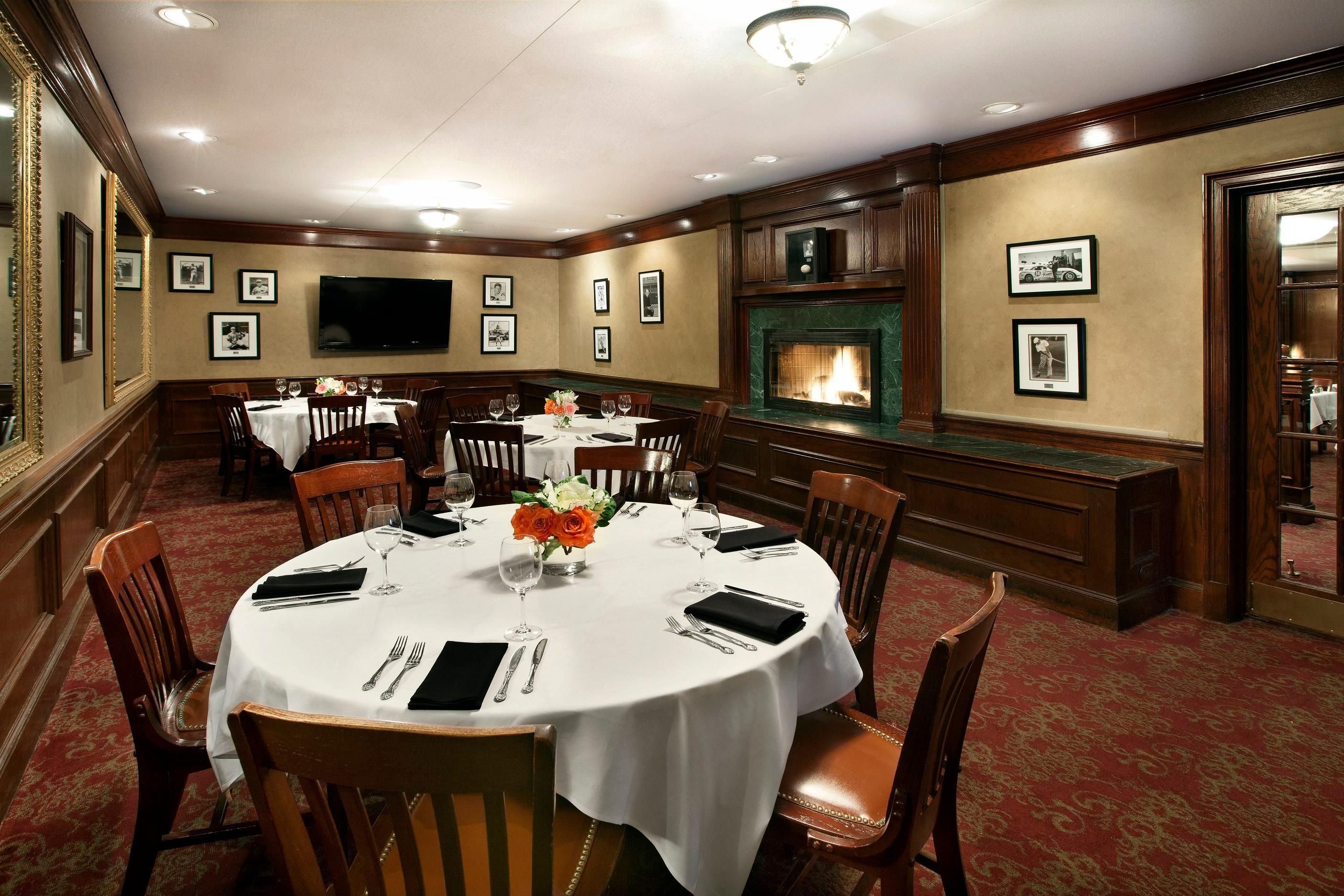 Del Frisco's Double Eagle Steakhouse Fort Worth Double Eagle Room private dining room
