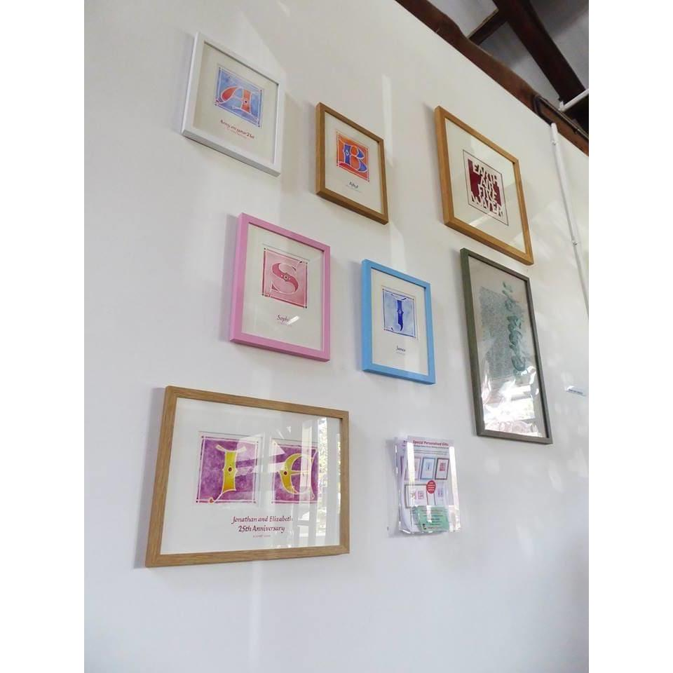 Letters and Frames - Kings Langley, Hertfordshire WD4 9HR - 07950 035252 | ShowMeLocal.com