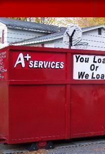 A Plus Services & Discount Dumpster Rental image 1