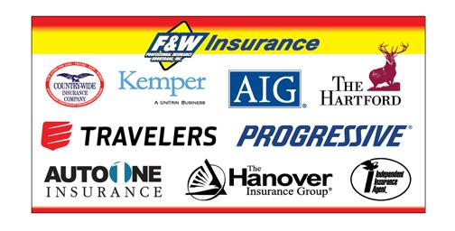 F & W Professional Insurance Brokerage Inc.