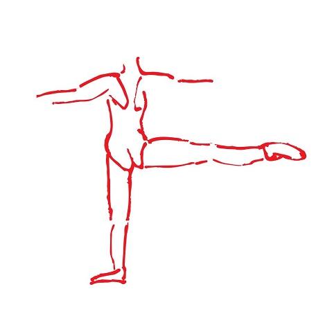 Ballett im Hof – Ballettschule Frankfurt