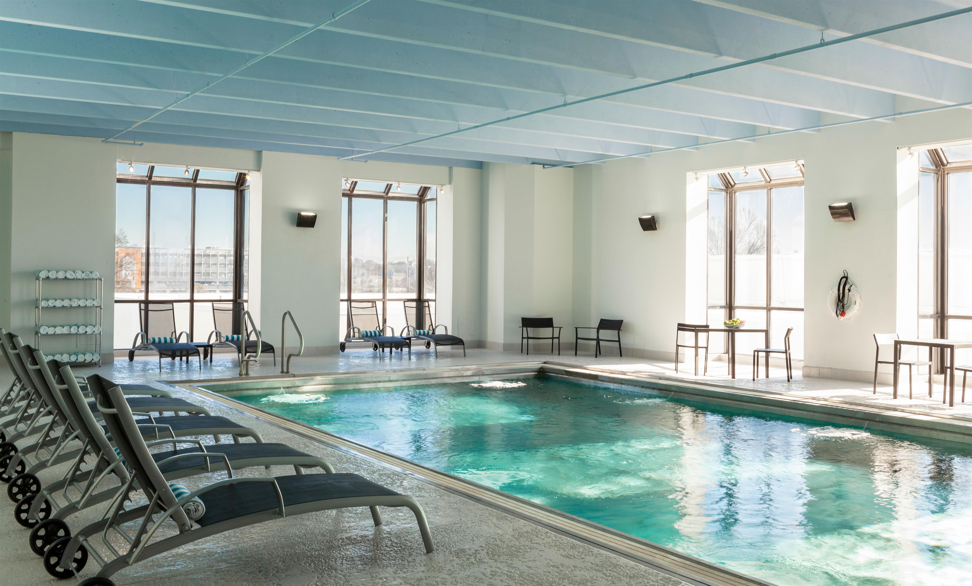 Sheraton charlotte hotel in charlotte nc 28204 - Indoor swimming pools charlotte nc ...