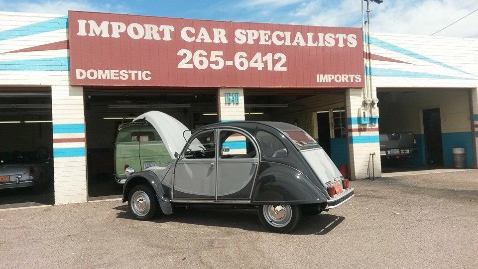 Import Car Specialist