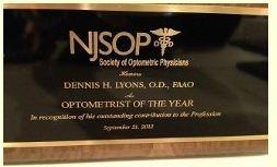Lyons Dennis H Dr Optometrist