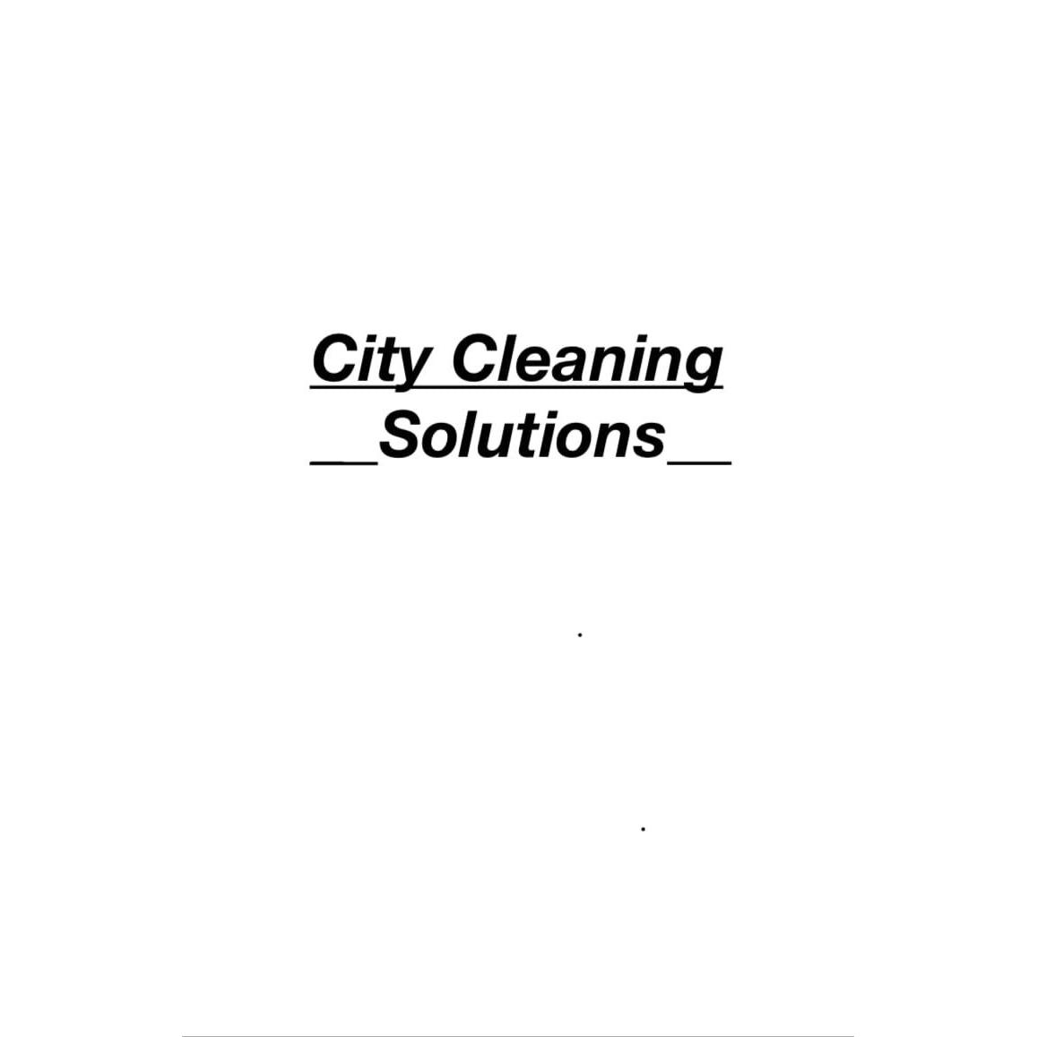 City Cleaning Solutions - Caerphilly, Mid Glamorgan CF83 3DD - 07852 781008 | ShowMeLocal.com