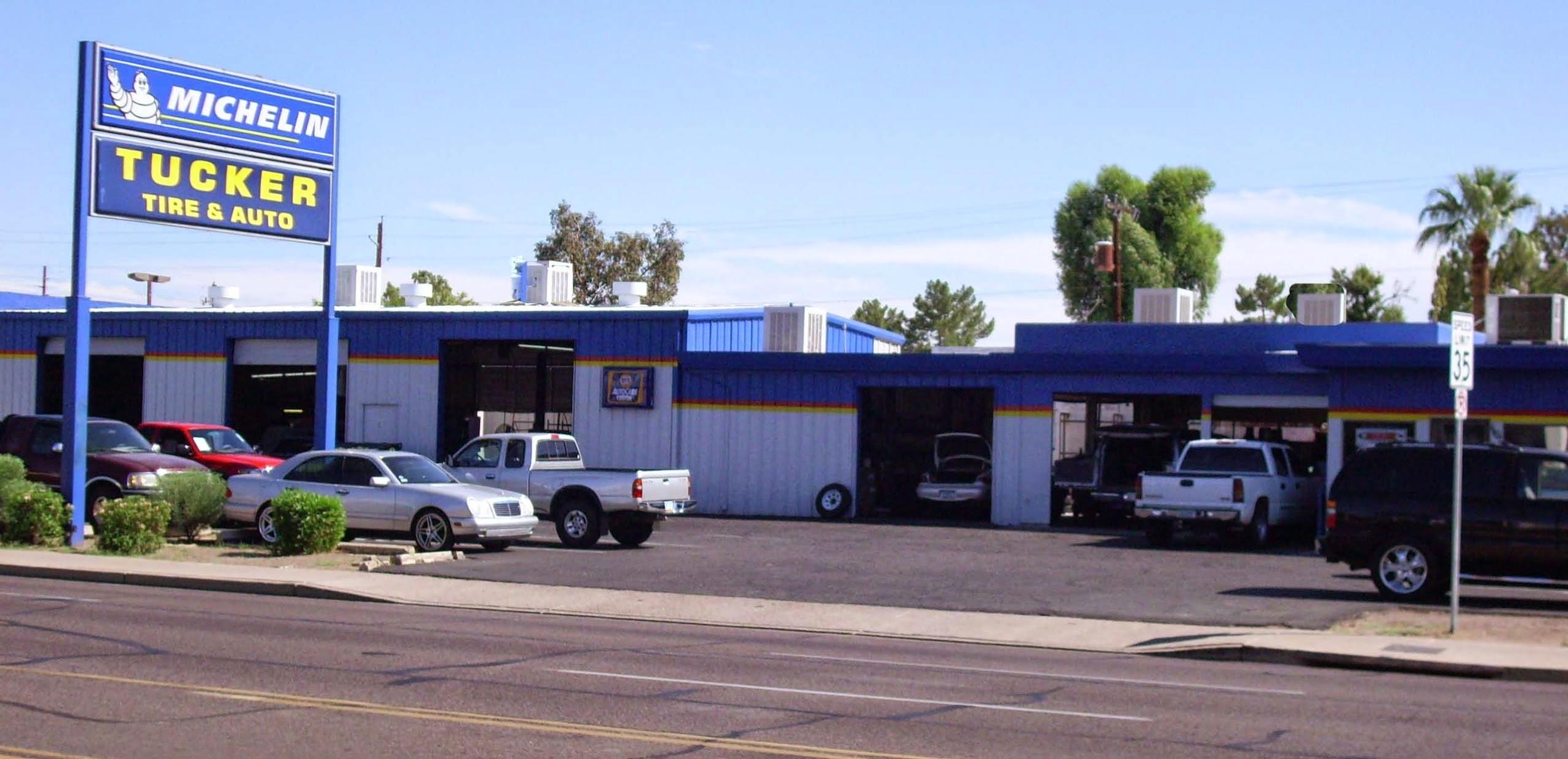 Tucker Tire Amp Auto Phoenix Arizona Az Localdatabase Com