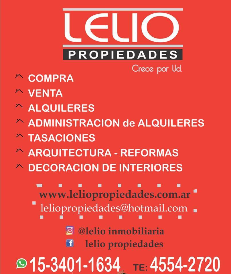ADMINISTRACIÓN DE ALQUILERES EN CAPITAL FEDERAL LELIO PROPIEDADES