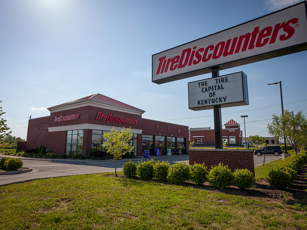 Discount Tire Near Me >> Tire Discounters, Frankfort Kentucky (KY) - LocalDatabase.com
