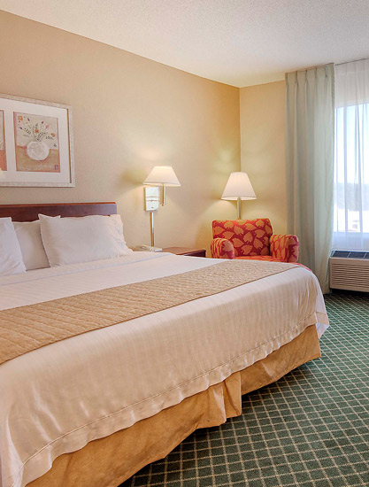 Fairfield Inn & Suites by Marriott Raleigh-Durham Airport/Research Triangle Park image 1