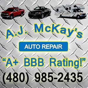 A.J. Mckay Auto Repairs