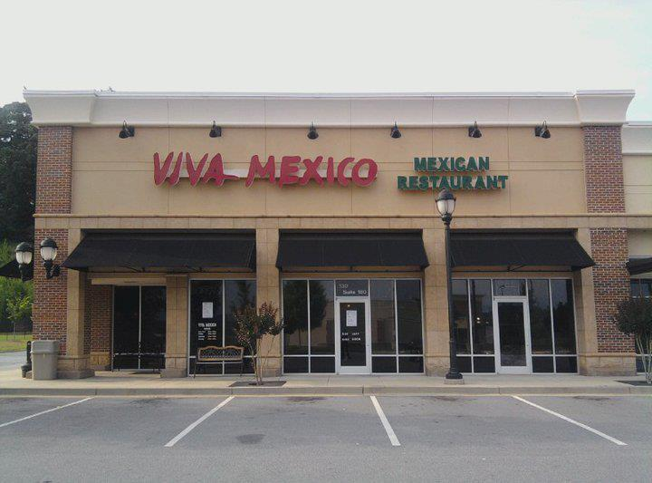 Viva Mexico Restaurant Canton Ga
