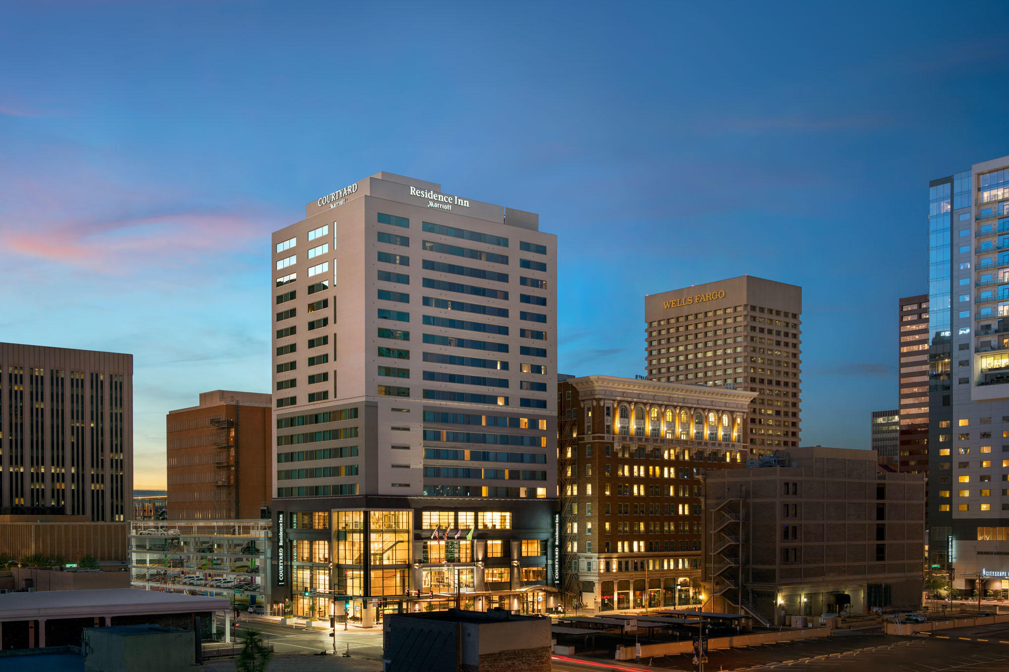 Marriott Hotels Downtown Phoenix