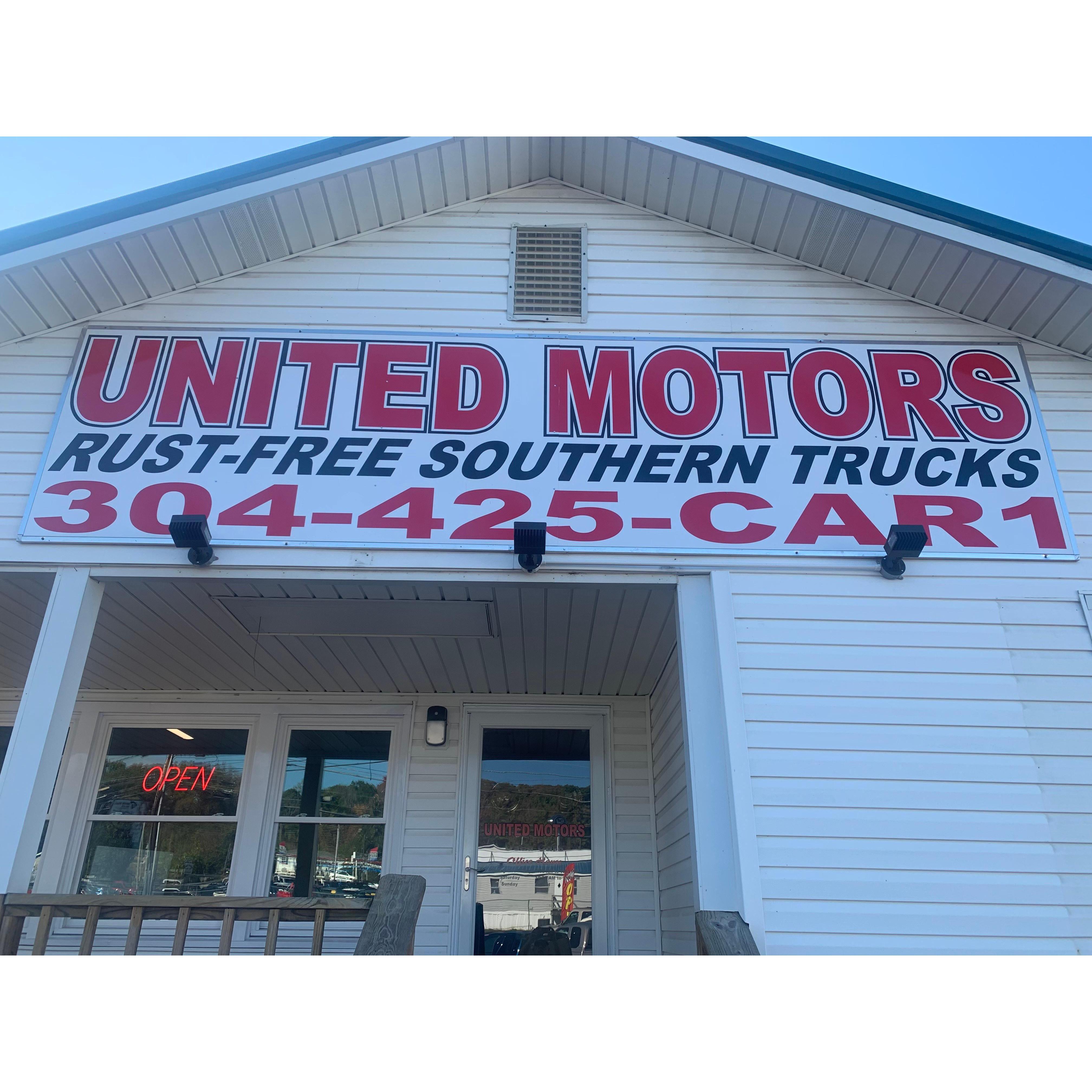 United Motors - Princeton, WV 24739 - (304)425-2271 | ShowMeLocal.com