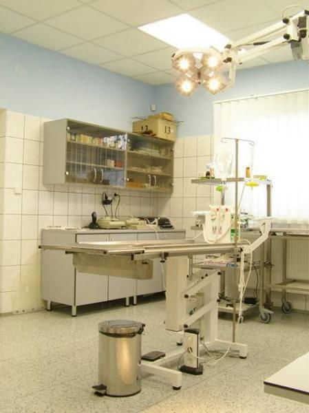 Veterinární klinika - MVDr. Miroslav Šperlich