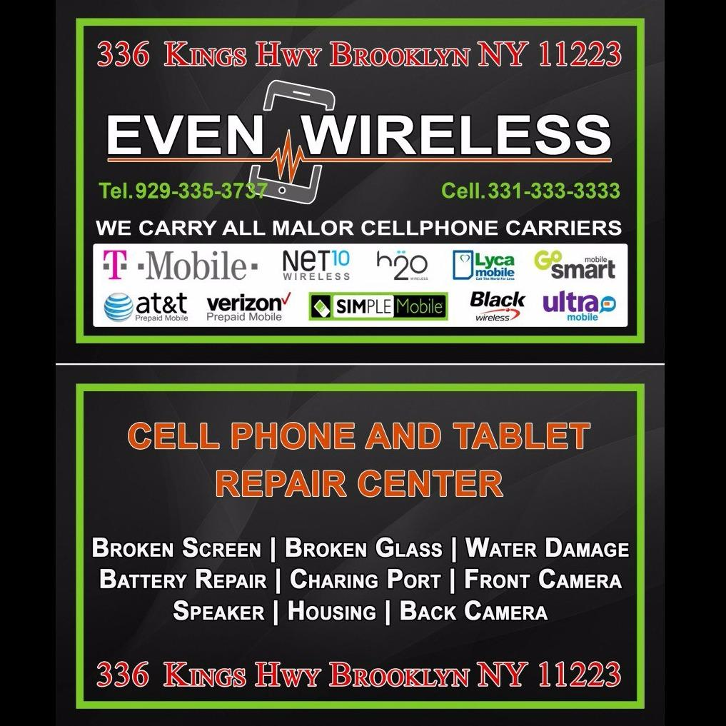even wireless inc