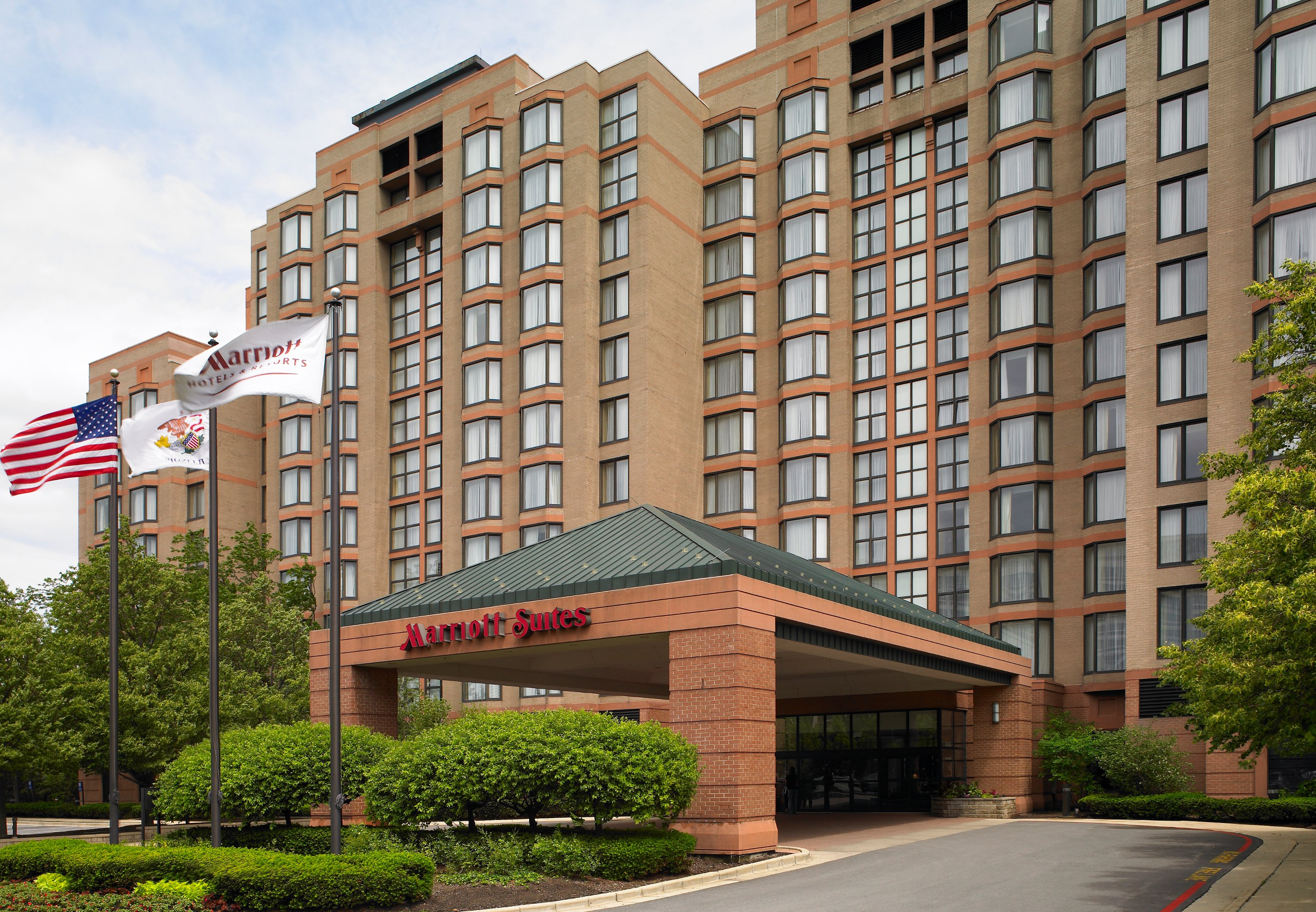 Chicago marriott suites o 39 hare in rosemont il 60018 for Suites in chicago