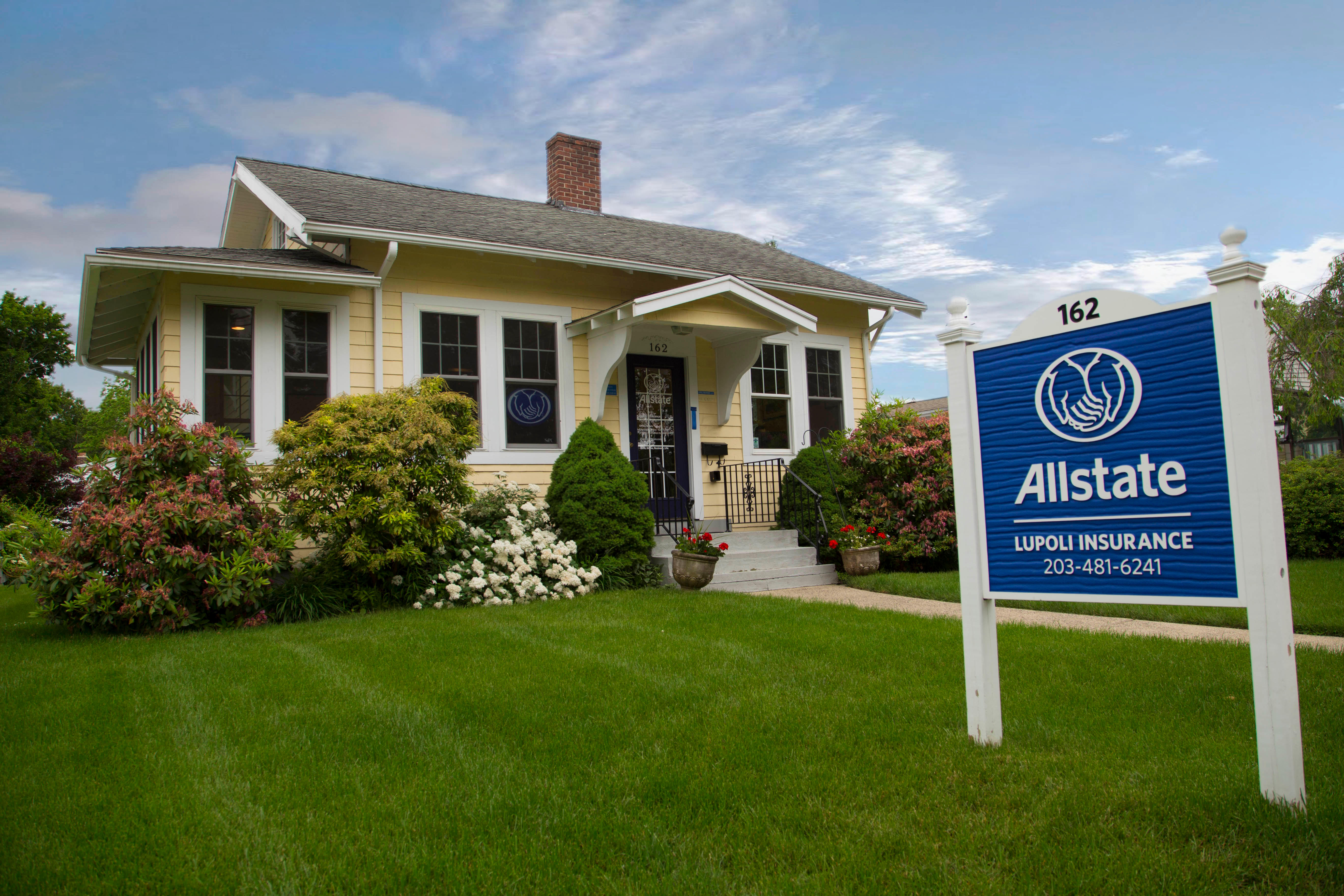 Insurance Agency in CT Branford 06405 Allstate Insurance Agent: Stephanie Lupoli 162 Montowese St  (203)481-6241