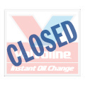 Valvoline Instant Oil Change: Closed