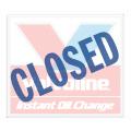 Valvoline Instant Oil Change: Closed