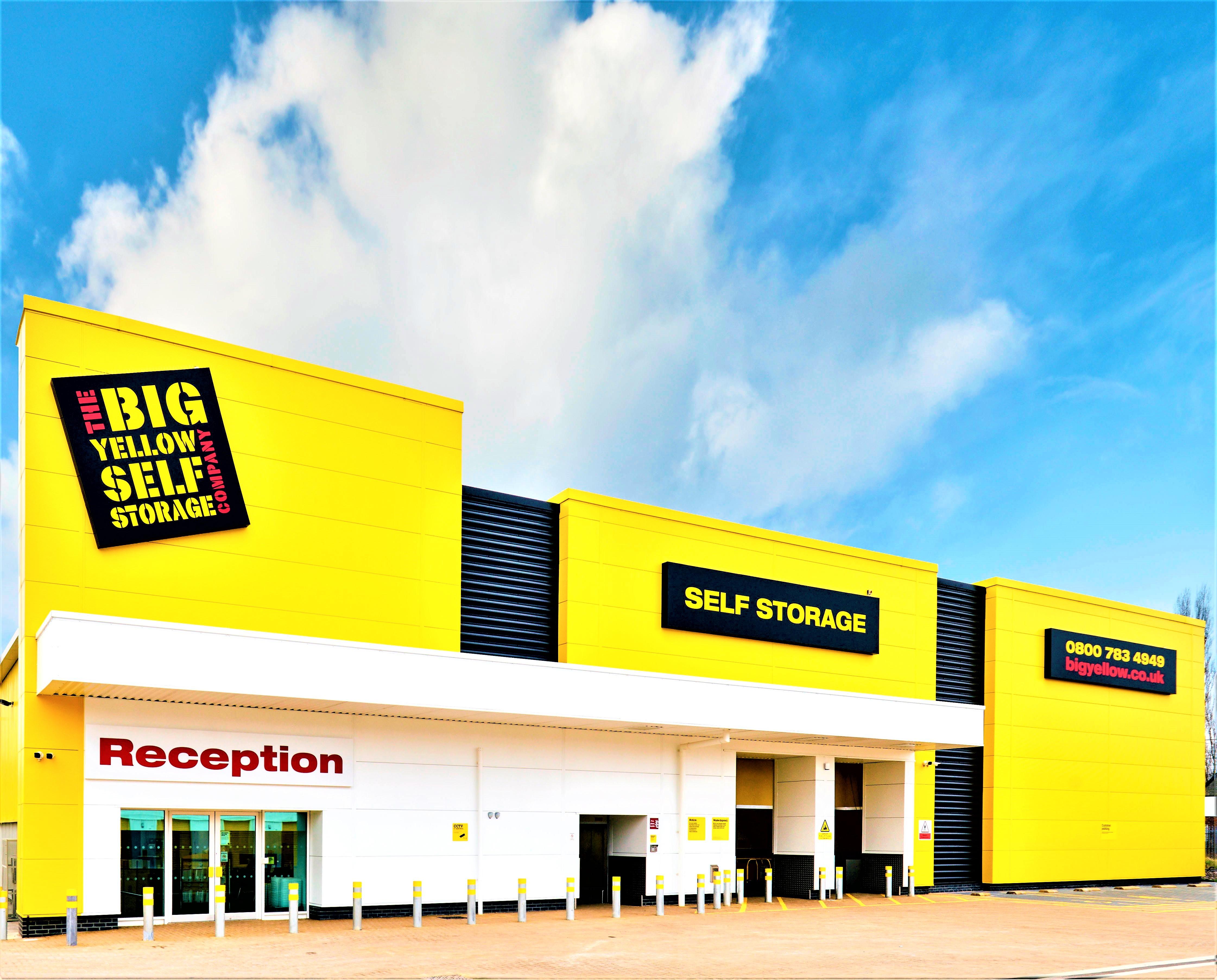 Big Yellow Self Storage Cambridge Cambridge 01223 261420