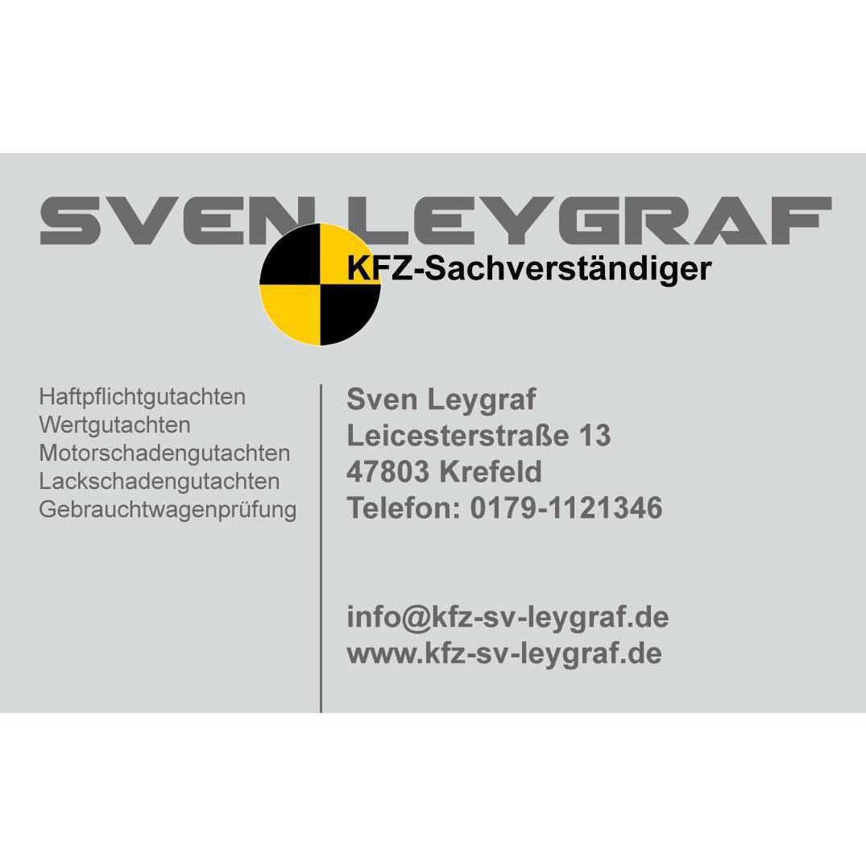 Bild zu KFZ Sachverständigenbüro Sven Leygraf in Krefeld