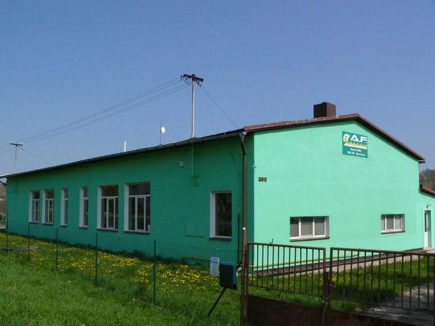 Zborovice - obecní úřad