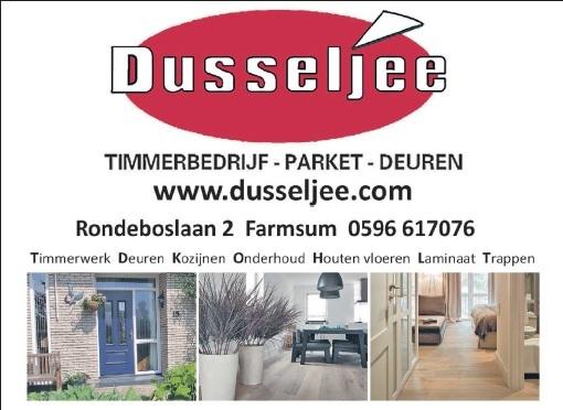 Dusseljee Parket/Laminaat/Deuren/Timmerbedrijf