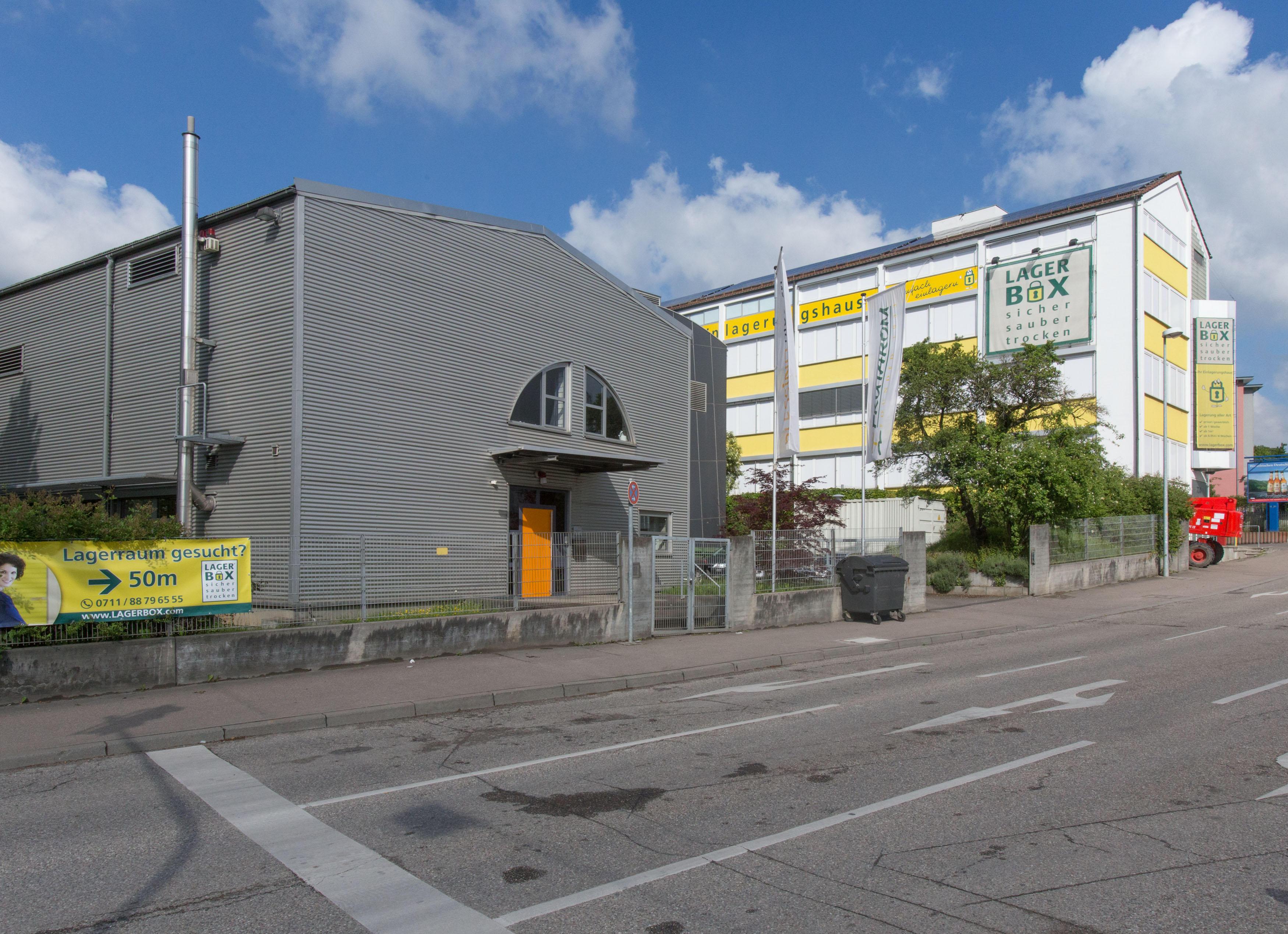 LAGERBOX Stuttgart