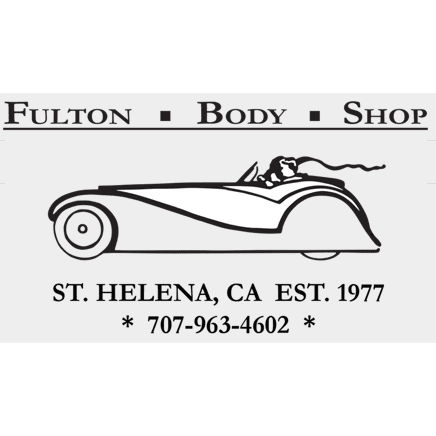 Fulton Body Shop - Saint Helena, CA - Auto Body Repair & Painting