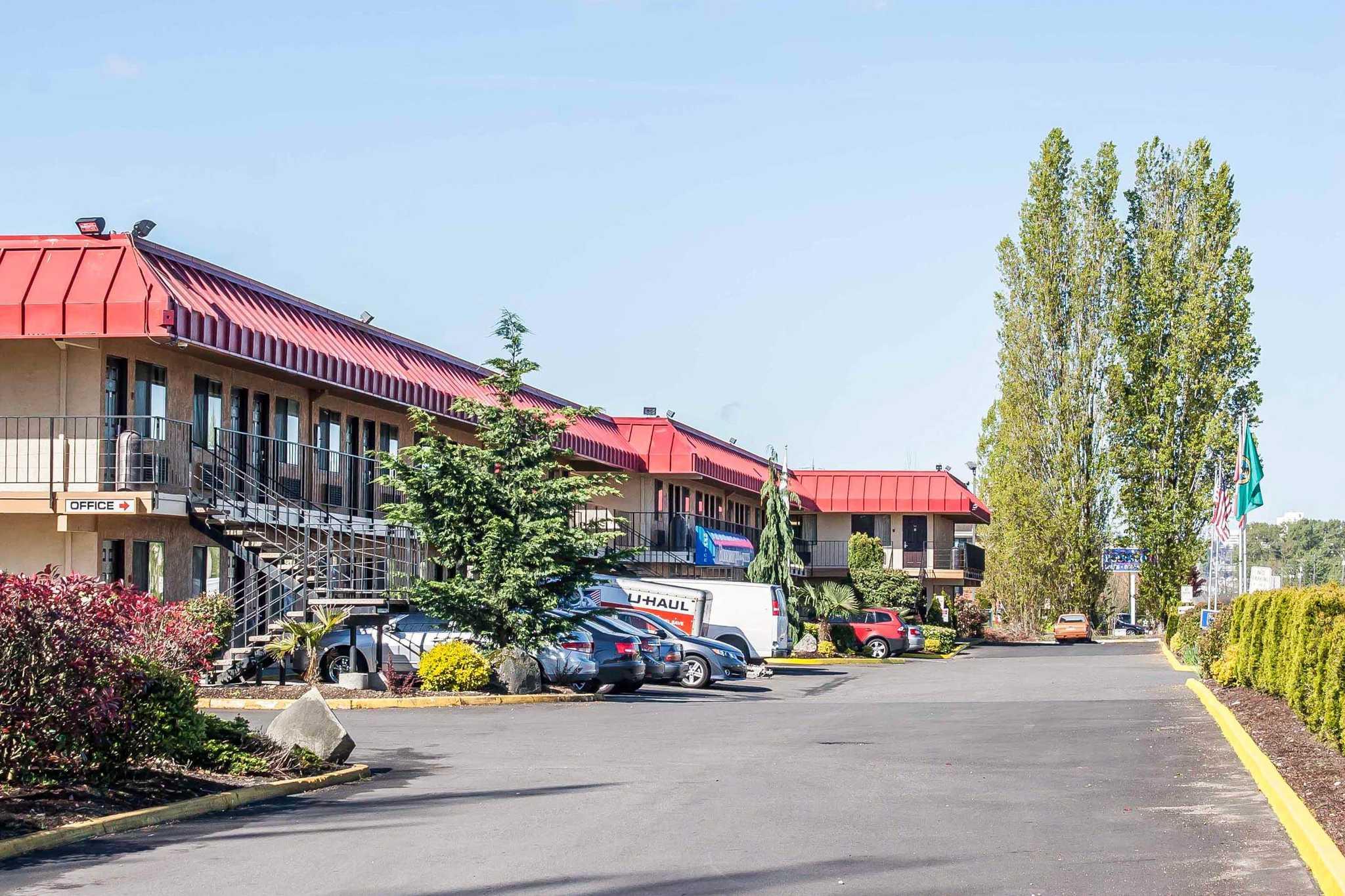 Hotels Near Fife Wa