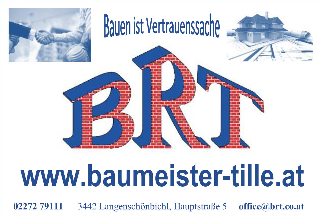 BRT- Baumeister Ing. Rainer Tille