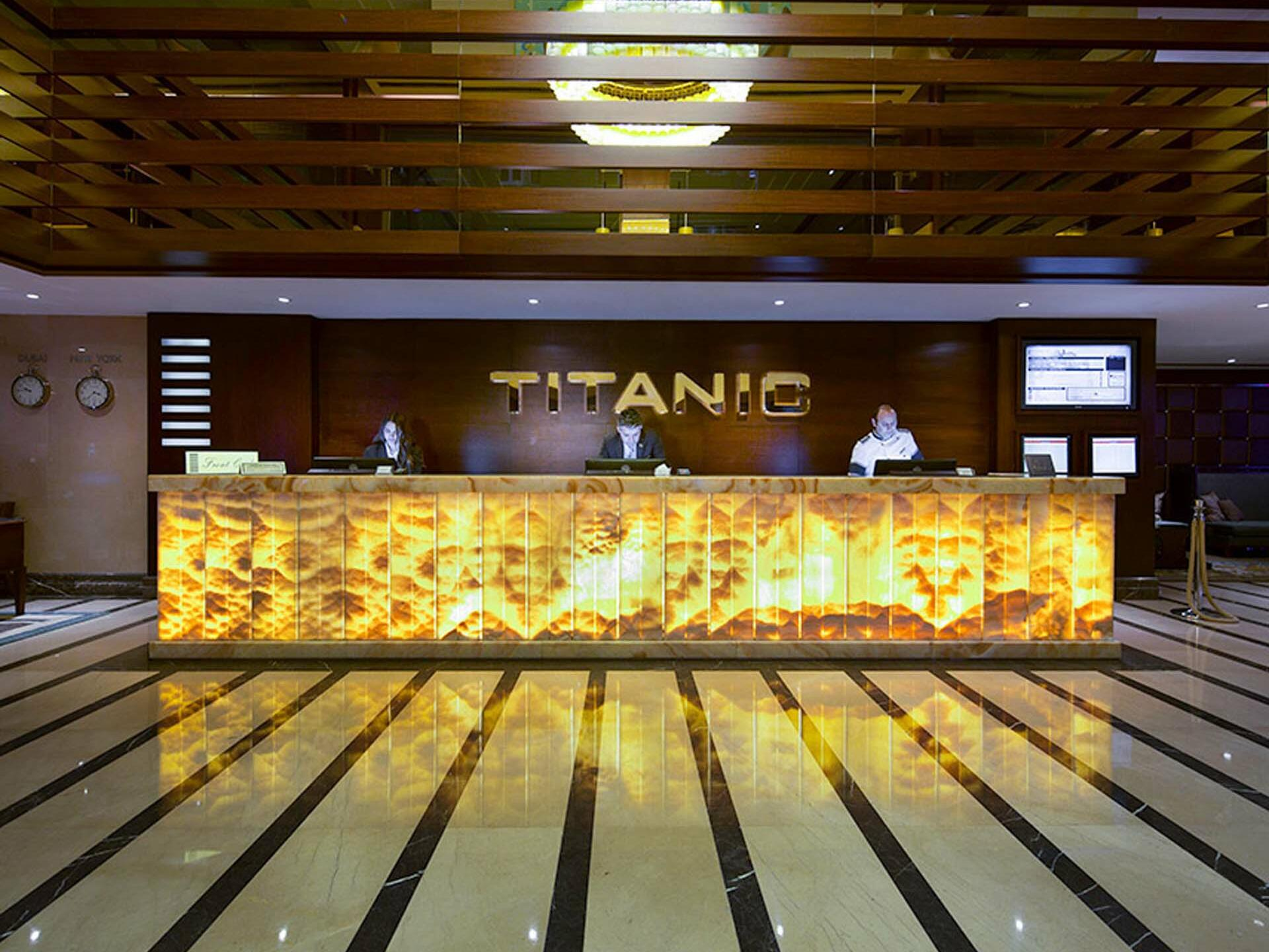 Titanic City Hotel Taksim