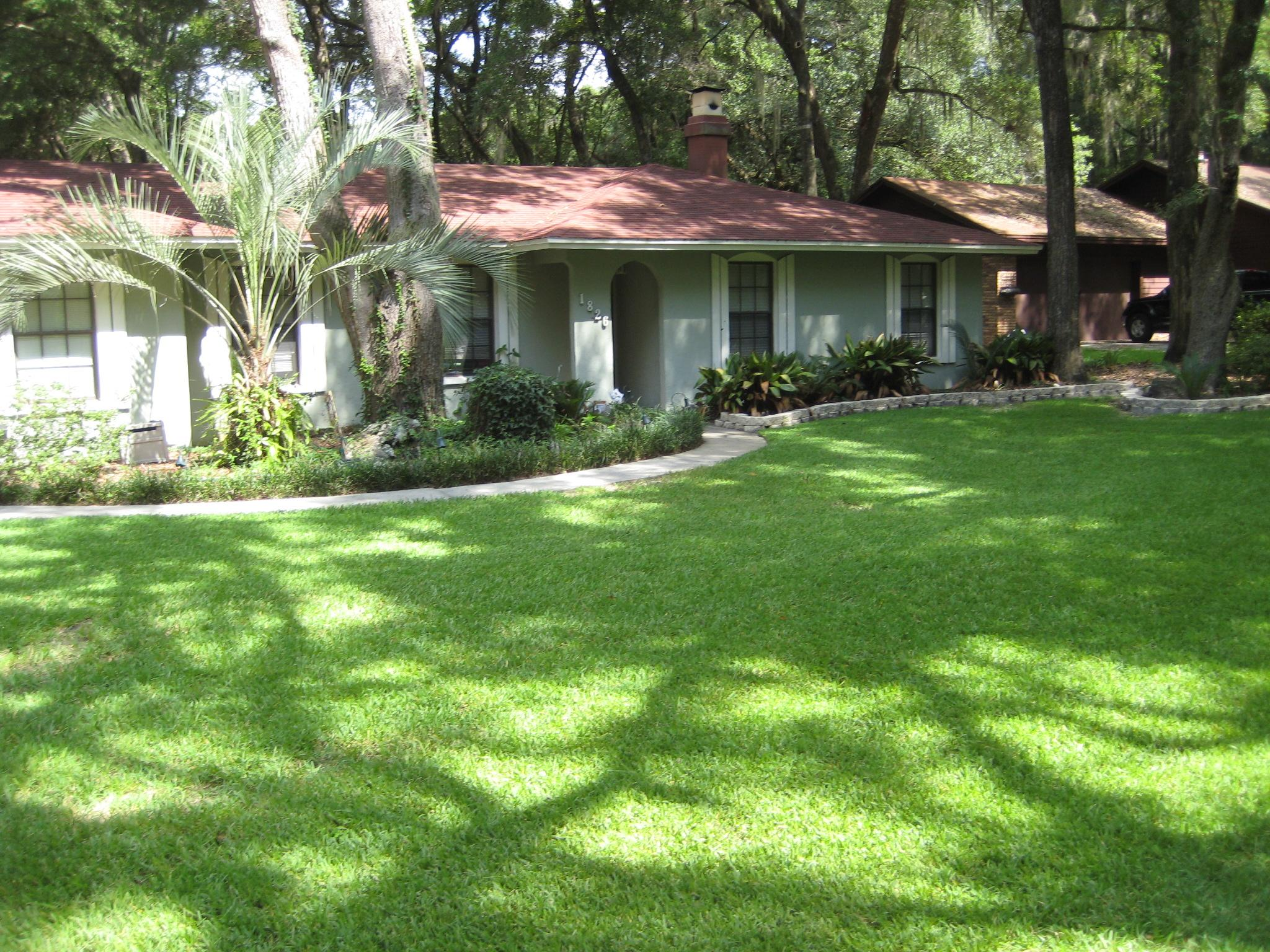 Gainesville Lawnscaping In Gainesville Fl 352 505 3