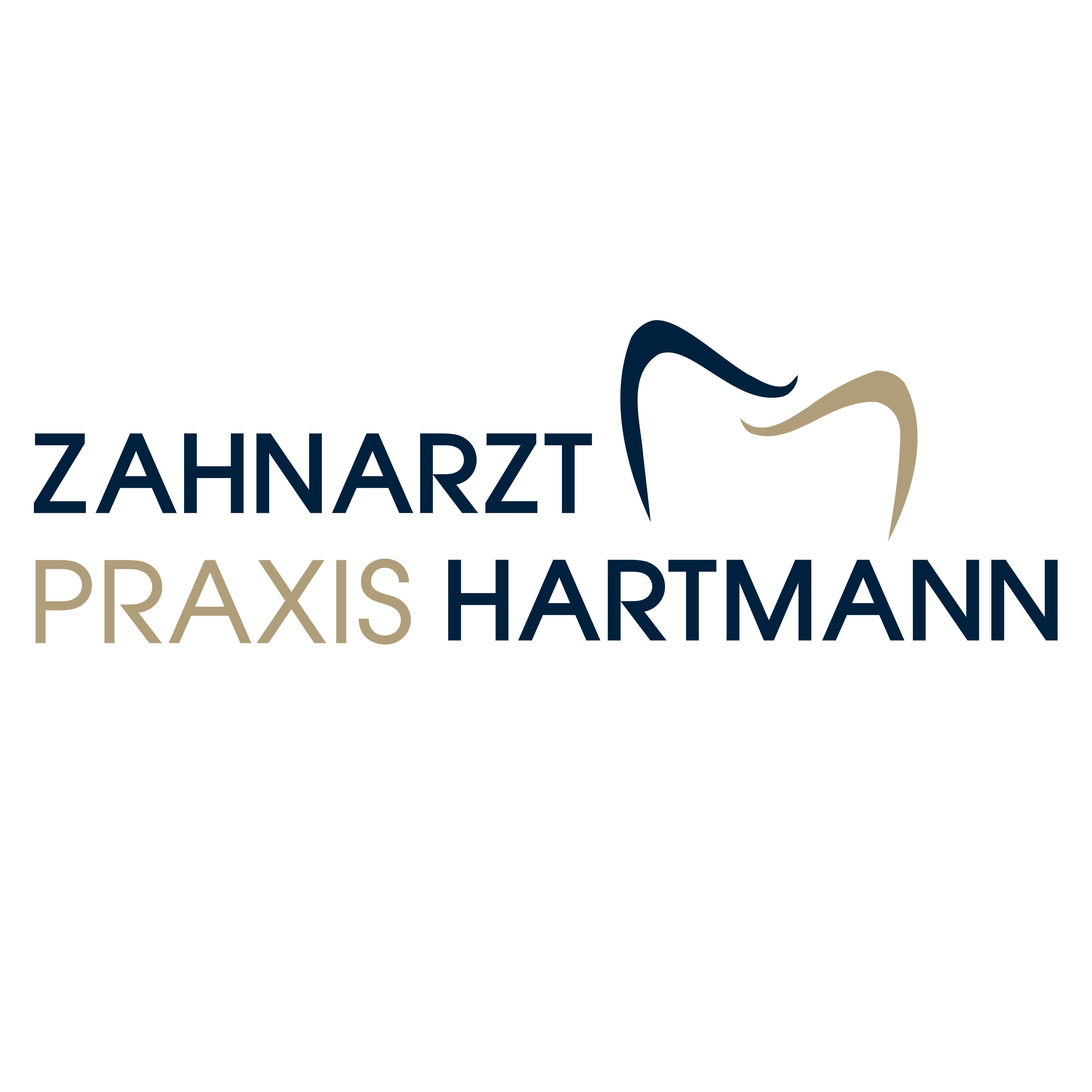 Geschäftslogo Zahnarzt Praxis Hartmann