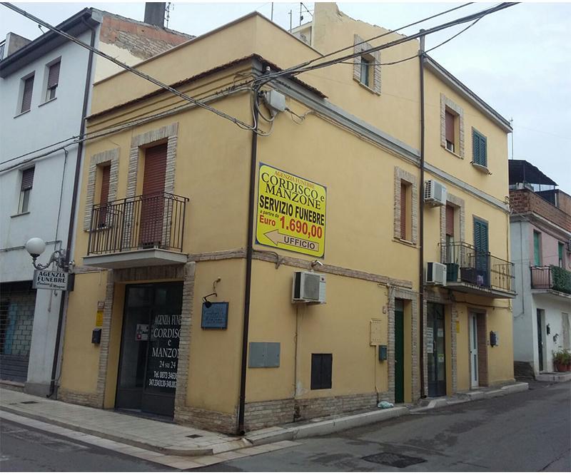 Agenzia Funebre Cordisco e Manzone