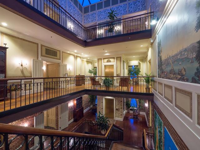 River street inn in savannah ga resorts vacation for Trailer rental savannah ga