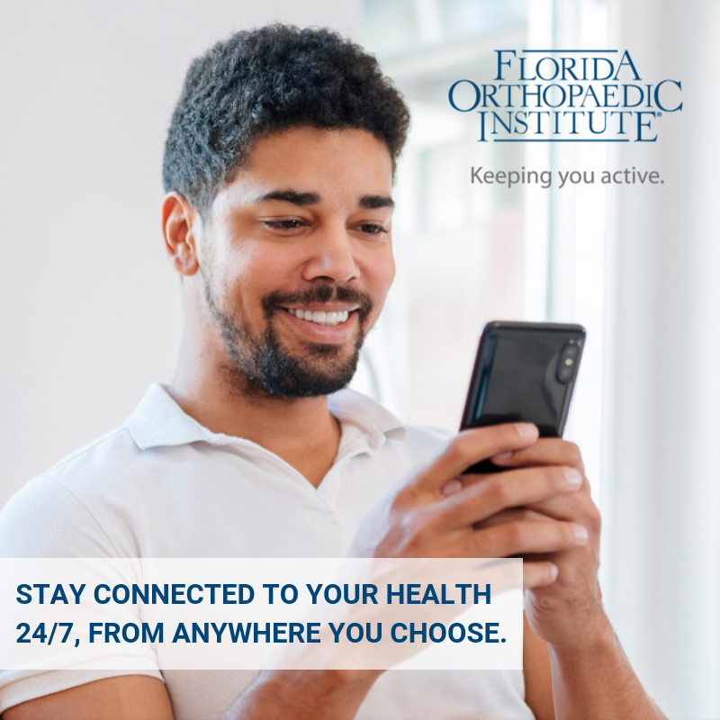 Use Our Online Patient Portal Now to Access Your Health Information on Your Mobile Device!