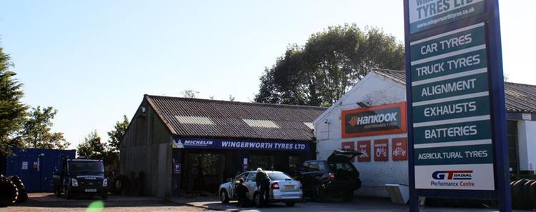 Wingerworth Tyres Ltd