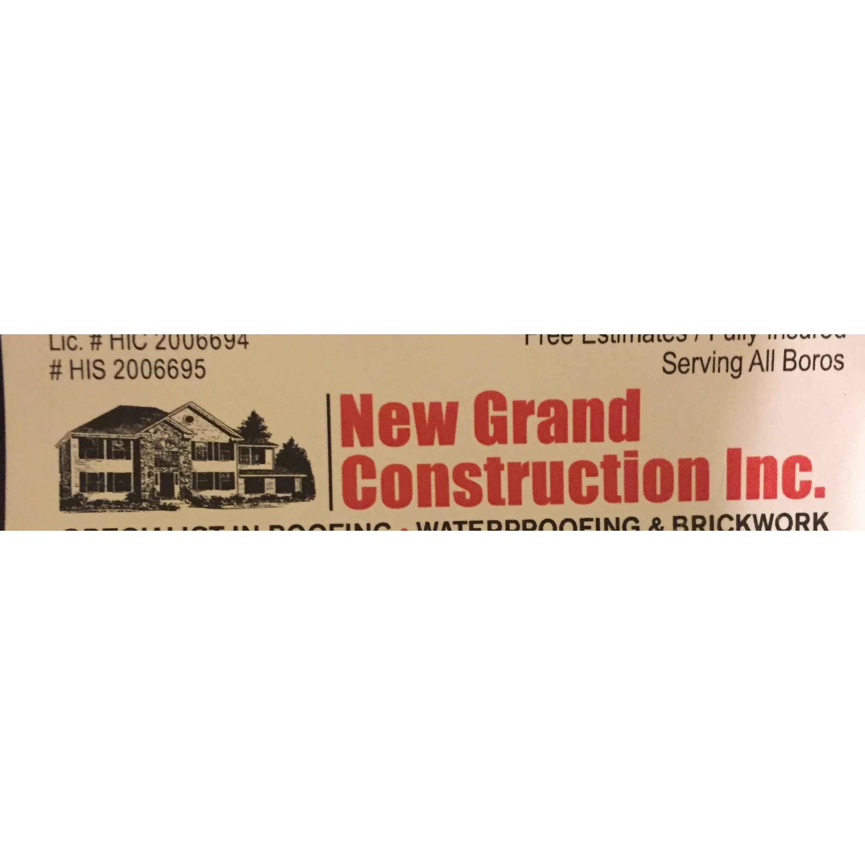 New Grand Construction Inc