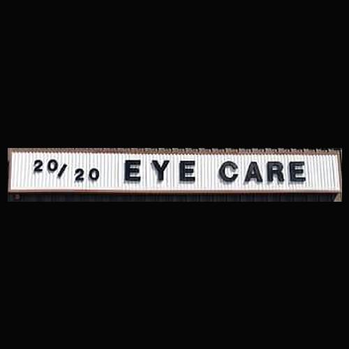 Eye Care 20/20
