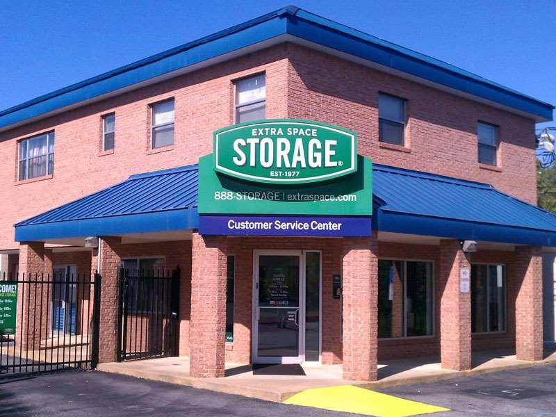 Extra Space Storage Stone Mountain Georgia Ga