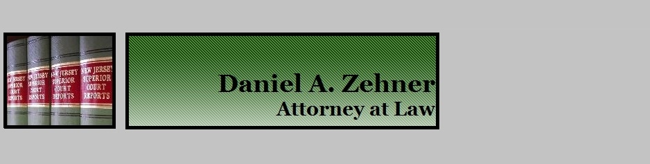 Daniel A Zehner Attorney At Law