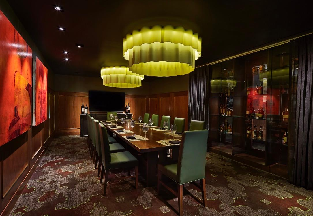 Del Frisco's Double Eagle Steakhouse Washington Boardroom private dining room