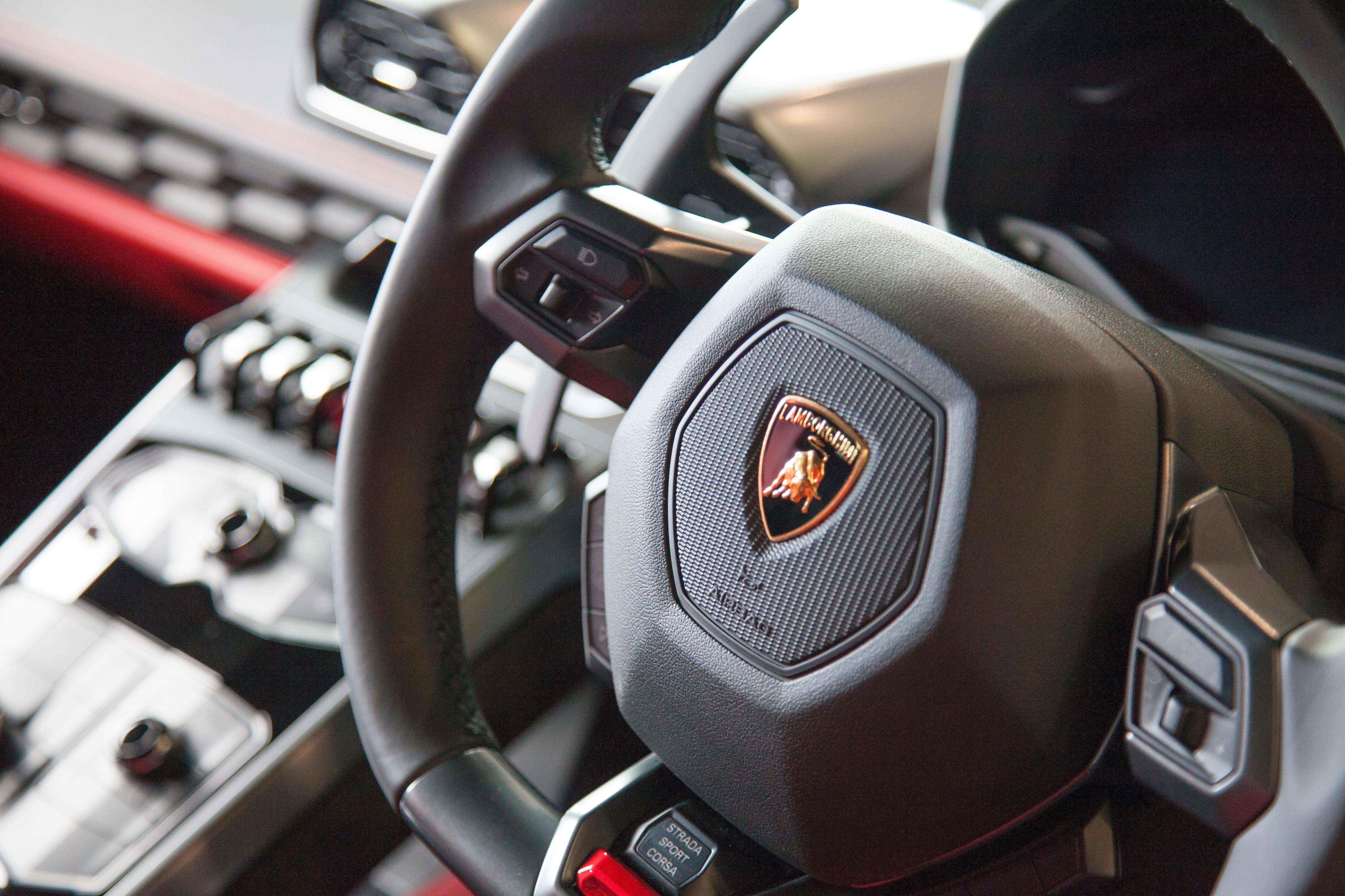 Lamborghini Edinburgh Fort Kinnaird 01314 755500