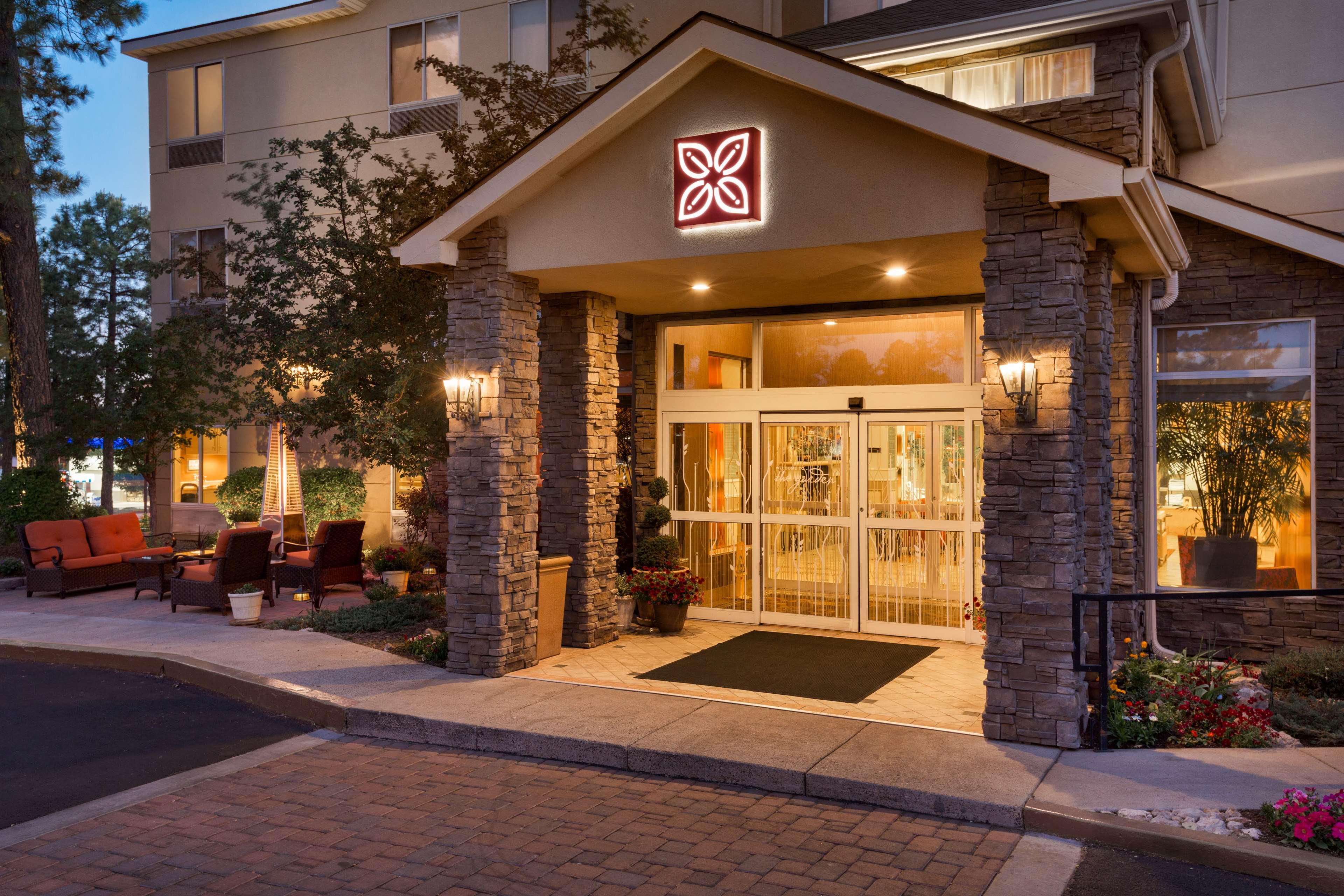 Hilton Garden Inn Flagstaff In Flagstaff Az Hotels Motels 928 226 8888