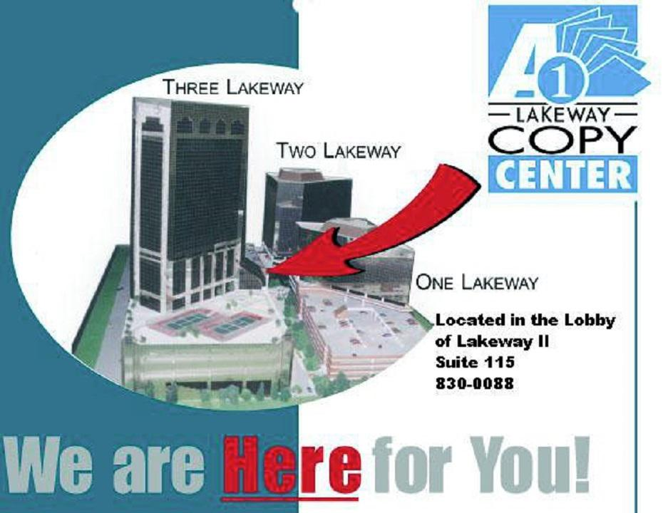 A-1 Lakeway Copy Center