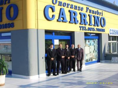 Onoranze Funebri Carrino