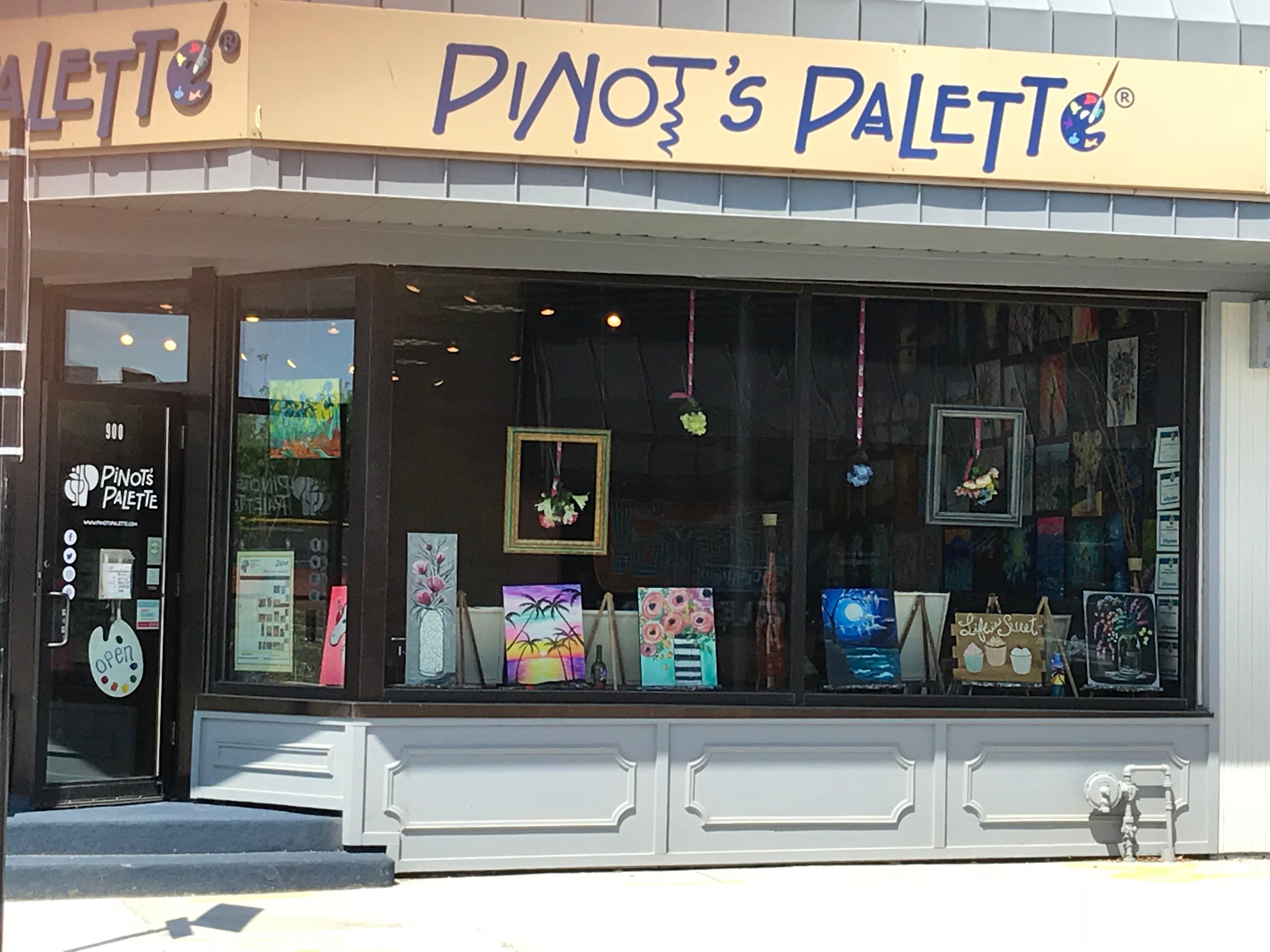 Pinot 39 s palette coupons near me in des moines 8coupons for Craft stores des moines